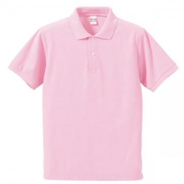 ドライカノコポロシャツ580.OXピンク