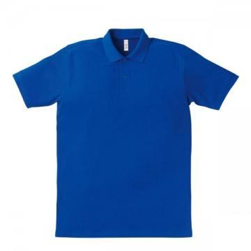 イベントポロシャツ7.ブルー