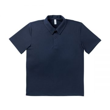 ドライポロシャツ 8.ネイビー