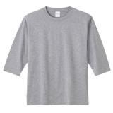 5分袖Tシャツ