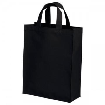 ポリカジュアルバッグLサイズ005.ブラック