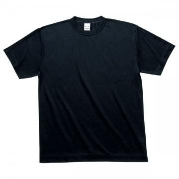 ハニカムメッシュTシャツ005.ブラック