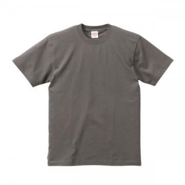 プレミアムTシャツ007.チャコール