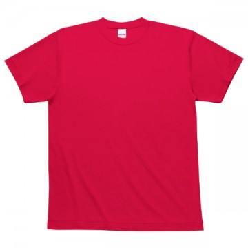 ハニカムメッシュTシャツ010.レッド