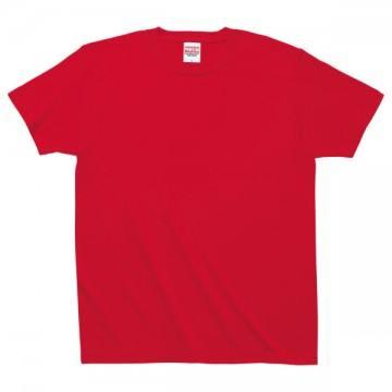 ハイグレードTシャツ010.レッド