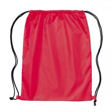 ナイロンランドリーバッグ010.レッド