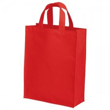 ポリカジュアルバッグLサイズ010.レッド