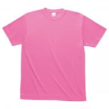 ハニカムメッシュTシャツ011.ピンク