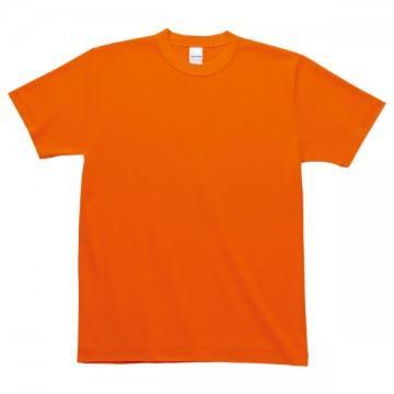 ハニカムメッシュTシャツ015.オレンジ