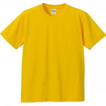 スーパーヘビーウェイトTシャツ023.マスタード