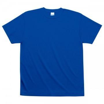 ハニカムメッシュTシャツ032.ロイヤルブルー