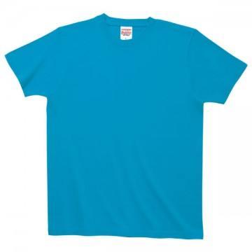 ハイグレードTシャツ034.ターコイズ