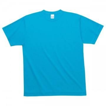 ハニカムメッシュTシャツ034.ターコイズ