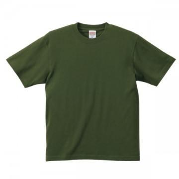 プレミアムTシャツ035.シティグリーン