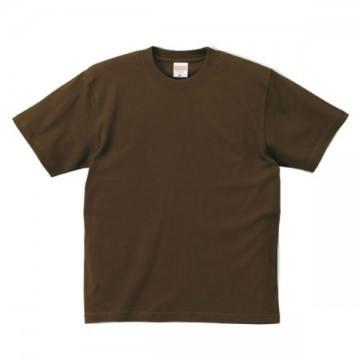 プレミアムTシャツ052.ダークブラウン