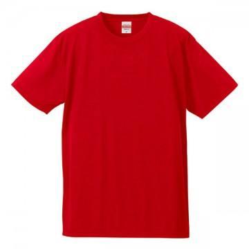 ドライコットンタッチTシャツ069.レッド