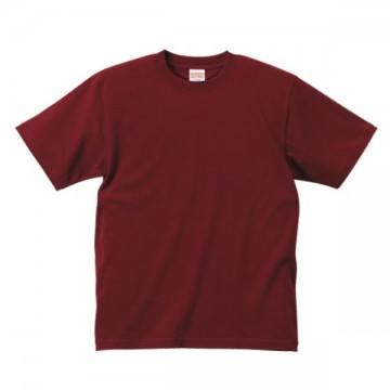 プレミアムTシャツ072.バーガンディ
