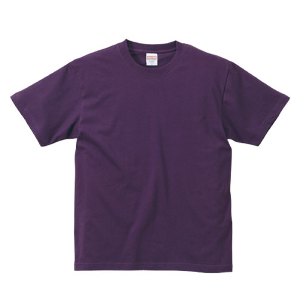 プレミアムTシャツ5942マットパープル