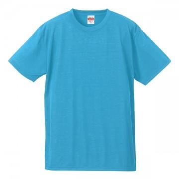 ドライコットンタッチTシャツ083.アクアブルー
