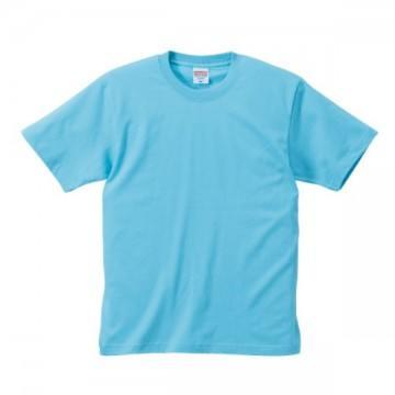プレミアムTシャツ083.アクアブルー