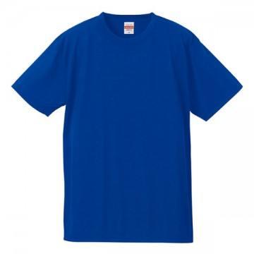 ドライコットンタッチTシャツ084.コバルトブルー