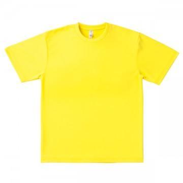 ドライTシャツ10.イエロー