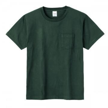 ポケットTシャツ131.フォレスト