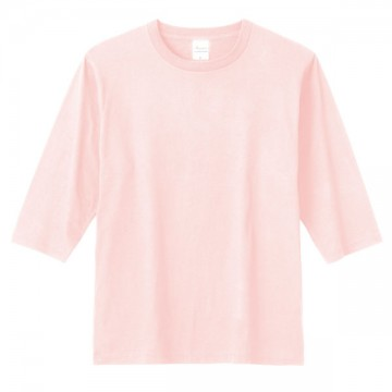 5分袖Tシャツ132.ライトピンク