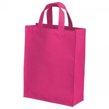 ポリカジュアルバッグLサイズ146.ホットピンク