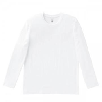 3.8オンス ユーロロングTシャツ15.ホワイト