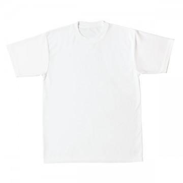 メッシュTシャツ15.ホワイト
