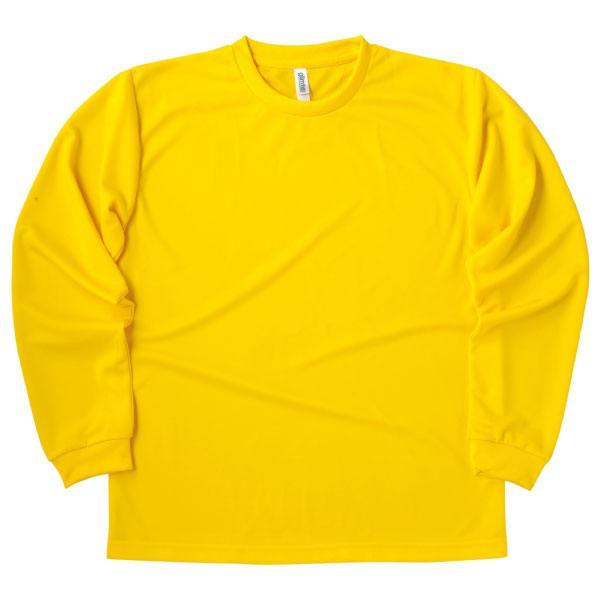 ドライロングスリーブTシャツ304デイジー