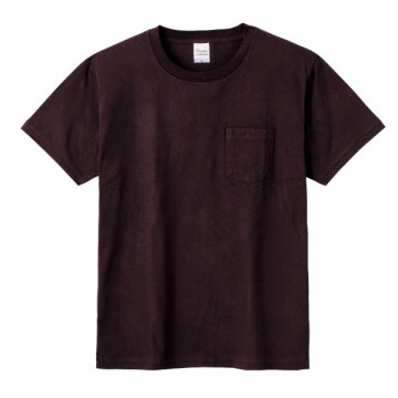 ポケットTシャツ168.チョコレート