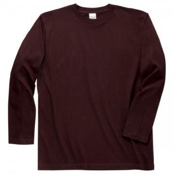 ロングスリーブTシャツ168.チョコレート