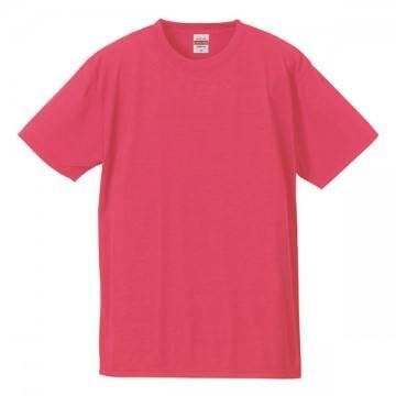 ドライコットンタッチTシャツ195.フラミンゴピンク