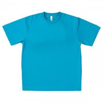 ドライTシャツ26.ターコイズ