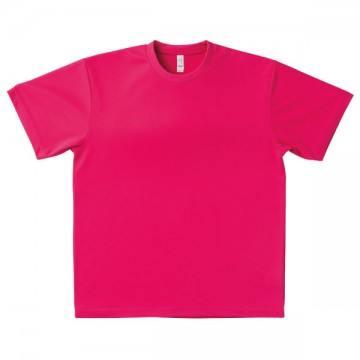 ドライTシャツ29.ショッキングピンク