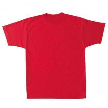 メッシュTシャツ3.レッド
