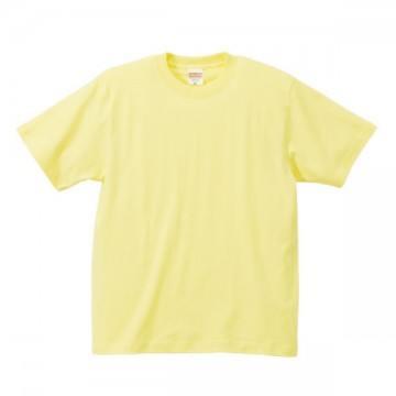プレミアムTシャツ487.ライトイエロー