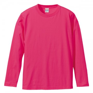 ロングスリーブTシャツ511.トロピカルピンク