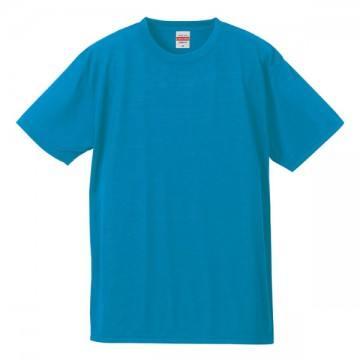 ドライコットンタッチTシャツ538.ターコイズブルー
