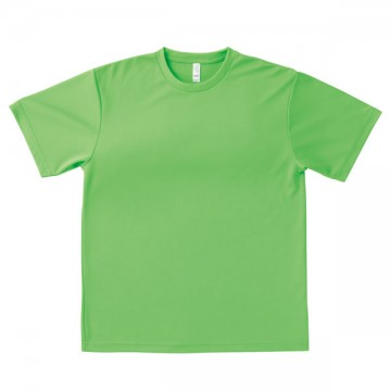 ドライTシャツ54.ライムグリーン