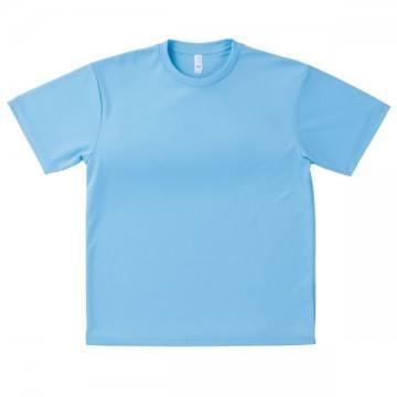 ドライTシャツ6.サックス