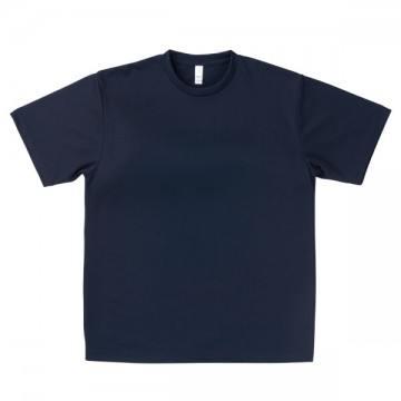 ドライTシャツ8.ネイビー