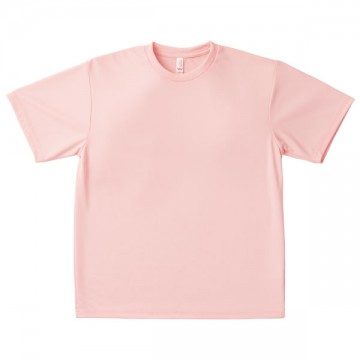 ドライTシャツ9.ライトピンク