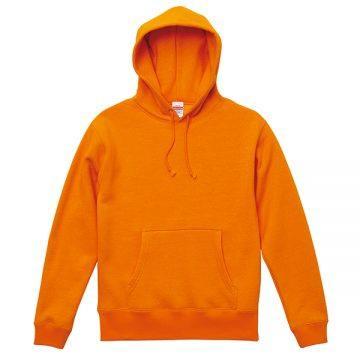 T/Cプルオーバーパーカー064.オレンジ