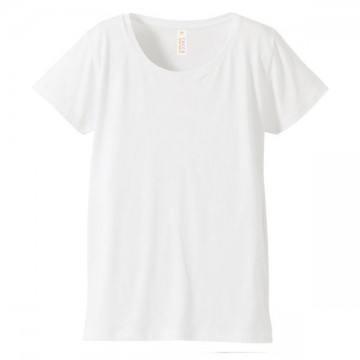 ガールズTシャツ001.ホワイト