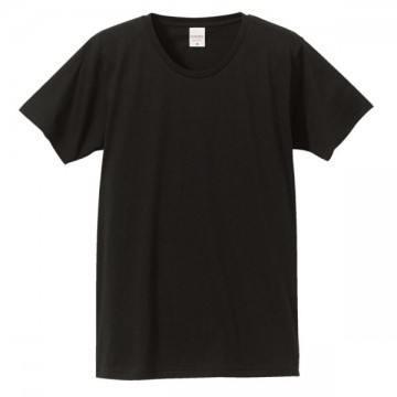 ファインジャージーTシャツ002.ブラック