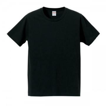 レギュラーフィットTシャツ002.ブラック