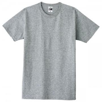 DMTシャツ003.杢グレー